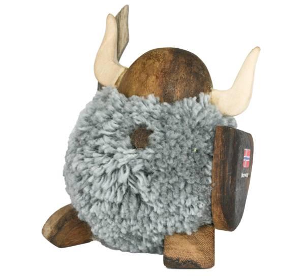 Bilde av Pompom viking, grå