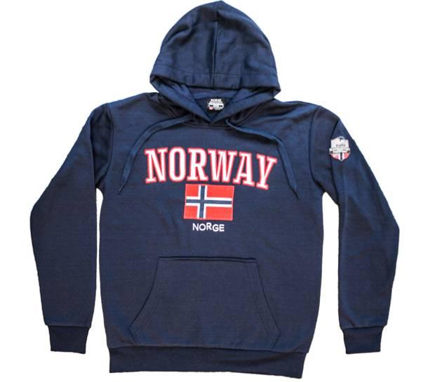 Bilde av Hettegenser mørkeblå, Expedition Norway 2469