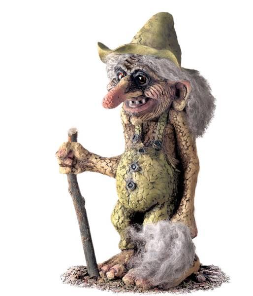 Bilde av Troll med hatt  (Troll nr. 102)