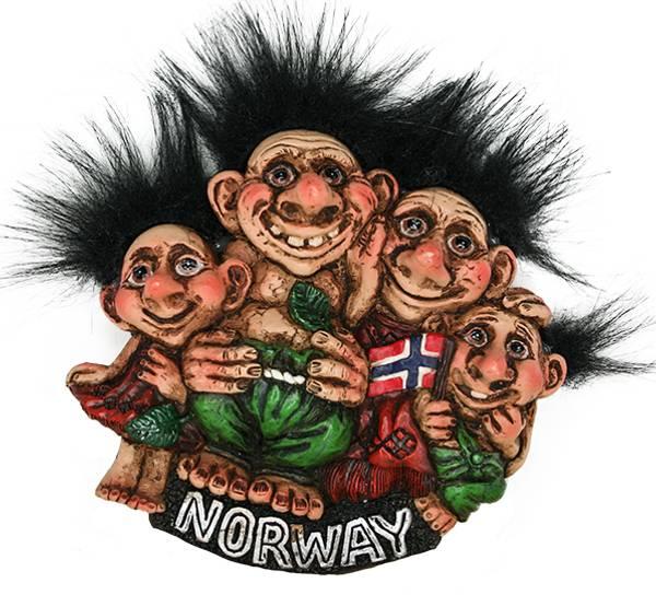 Bilde av Magnet, Trollfamilie